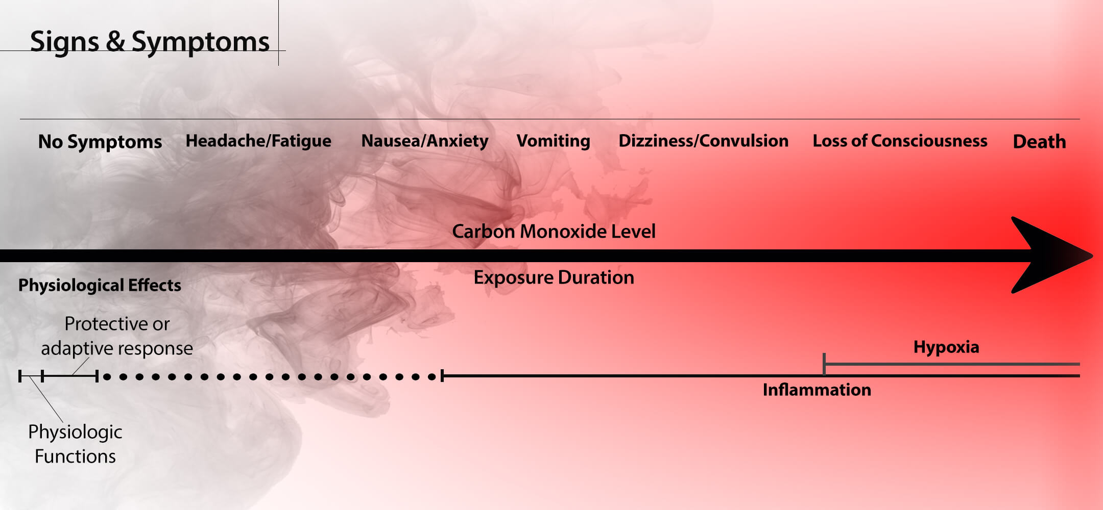 signs and symptoms of carbon monoxide poisoning ford explorer