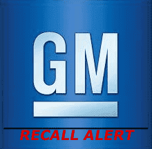 GM Recalls Vehicles for Defective Seats