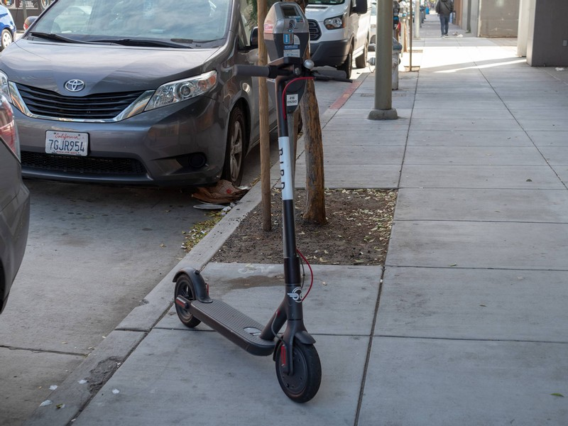Electric Scooters Sending More People to Emergency Rooms