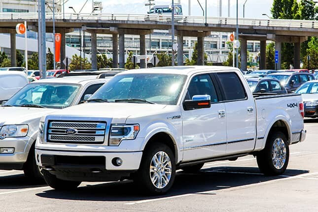 Ford Recalls About 350,000 Pickup Trucks and SUVs for Defective Transmission Gears