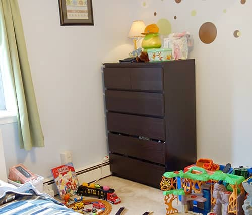 Orange County Toddler Crushed to Death by Recalled Ikea Dresser