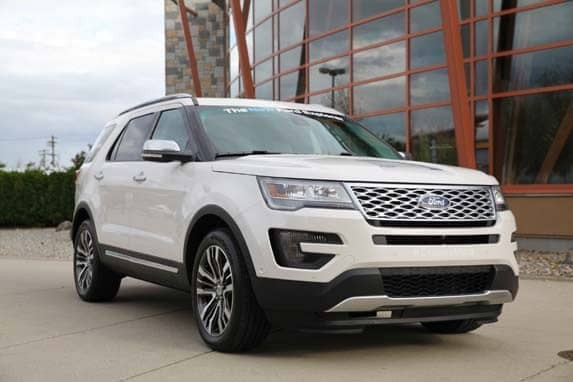 NHTSA Expands Probe of Ford Explorer Exhaust Leaks