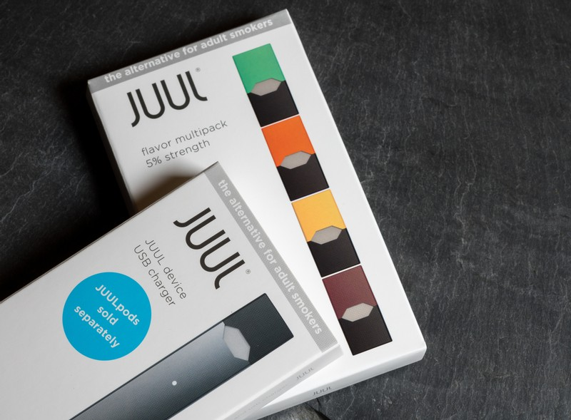 Juul Labs Faces First Wrongful Death Lawsuit Over 18-year-old's Vaping Death