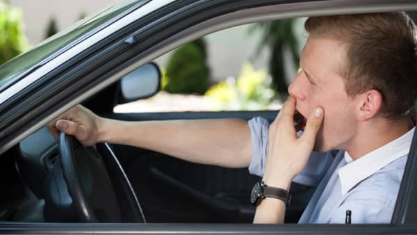 Do You Zone Out While Driving? You're Not Alone