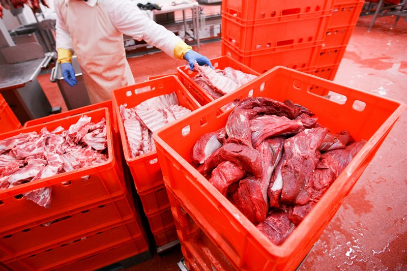 CDC Says Nearly 5,000 Meat Processing Workers Have Contracted the Coronavirus