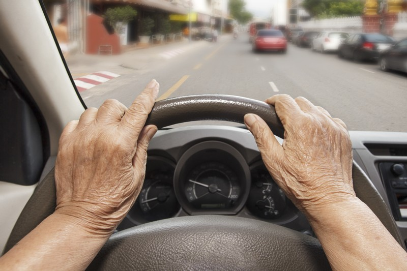 When Do Older Drivers Become Road Dangers?