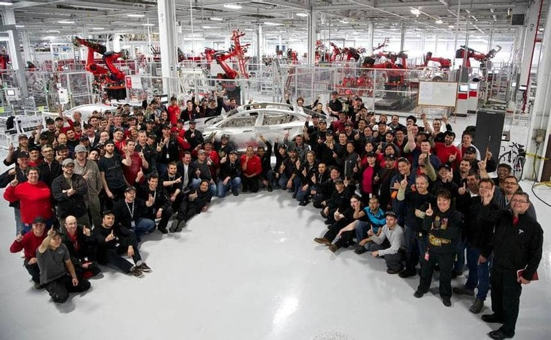 California Regulators Launch Investigation into Workplace Injuries at Tesla Factory