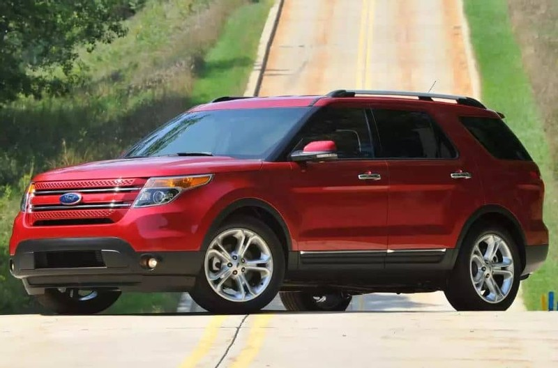 Dec. 31 is the Deadline for Ford Explorer Owners to Get Free Repairs for Carbon Monoxide Problems