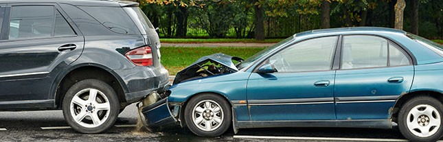 whiplash injury collision