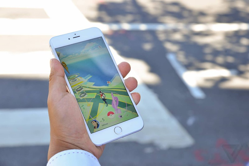 Study Says Pokemon Go is Really Distracting to Drivers