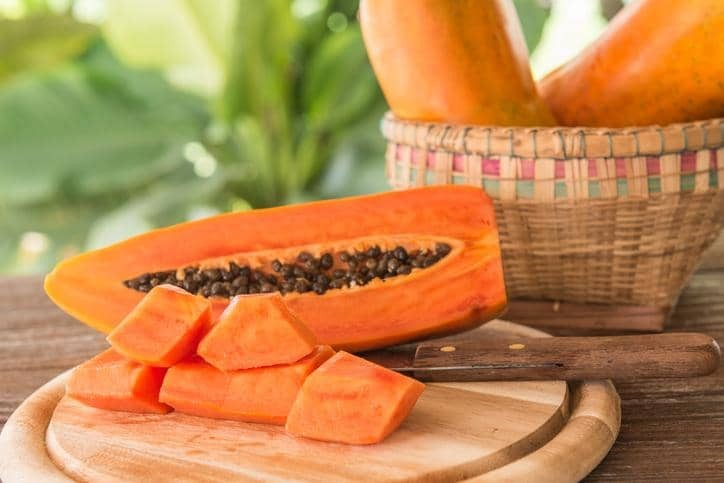 Salmonella Outbreak in 12 States Linked to Tainted Papayas