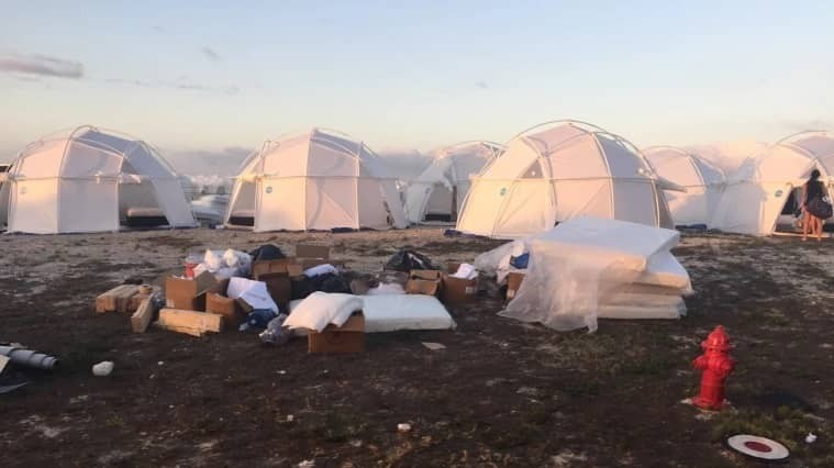 Fyre Festival Disaster in the Caribbean Spurs $100 Million Lawsuit