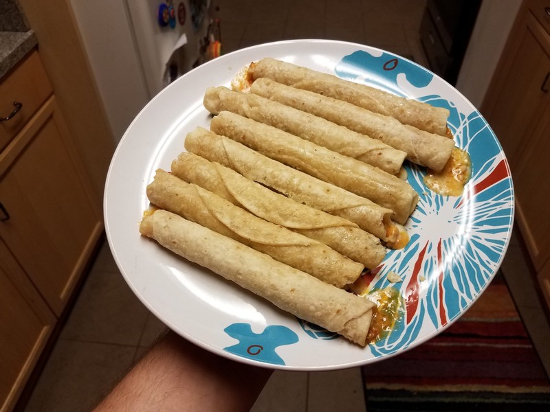 Frozen Taquito and Chimichanga Products Recalled for Plastic Pieces