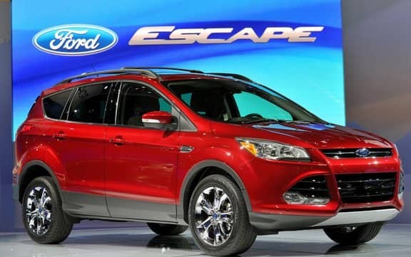 Ford Kuga (Escape) Fatal Fires Spur Recall in South Africa