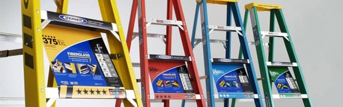 Werner Ladders Recalled Because They Can Break While Being Used