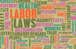 california labor laws