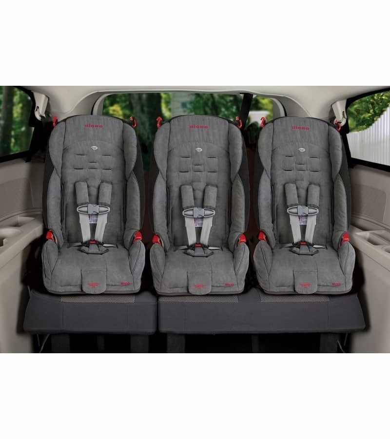 Child Safety Seats Recalled for Increased Risk of Chest Injuries